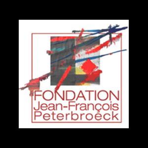 logo fondation jean-François Peterbroeck