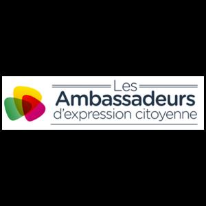 logo ambassadeurs d'expression citoyenne